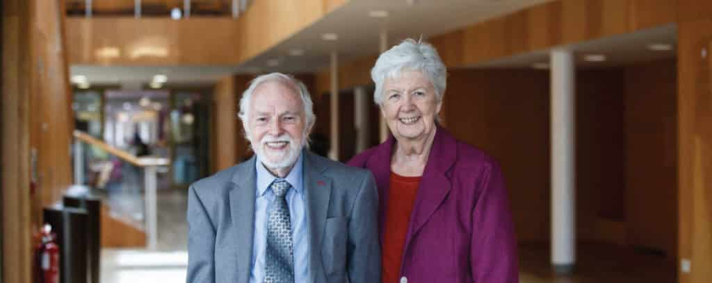 Mavis And Ray Nye U K Mesothelioma Advocates To Receive Honorary Degrees From The University Of Kent In July Mesothelioma Applied Research Foundation